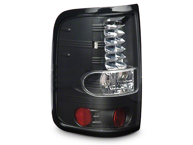 Axial Black LED Tail Lights (04-08 F-150 Styleside)