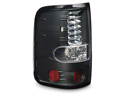 Axial Black LED Tail Lights (04-08 Styleside)