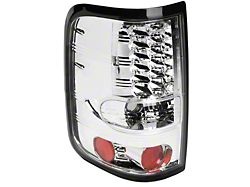 Axial Chrome LED Tail Lights (04-08 F-150 Styleside)