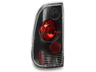 Axial Black Euro Tail Lights (97-03 Styleside Regular Cab, SuperCab)