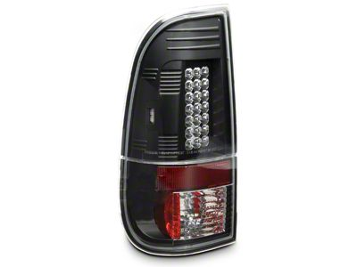 Axial Black LED Tail Lights (97-03 F-150 Styleside Regular Cab, SuperCab)
