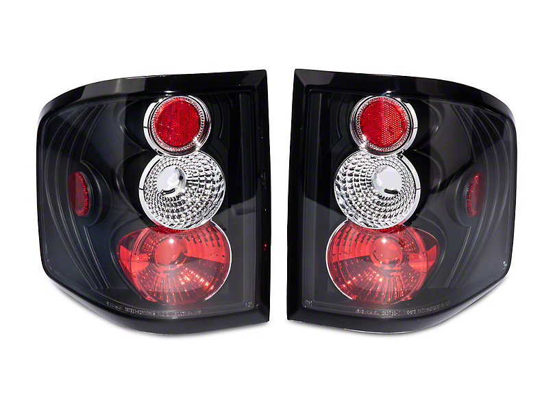 Axial Black Euro Tail Lights (04-09 F-150 Flareside)
