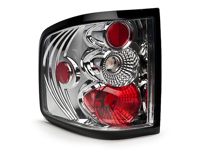 Axial Chrome Euro Tail Lights (04-09 Flareside)