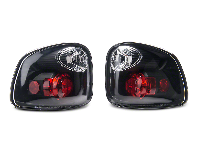 Axial Black Euro Tail Lights (97-00 Flareside)