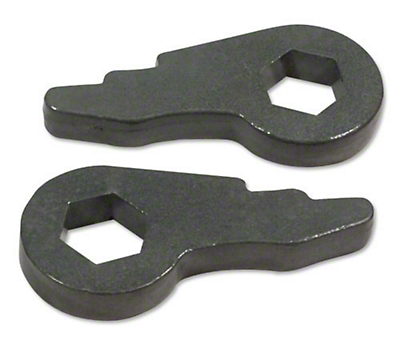 Tuff Country 2 in. Torsion Bar Keys Leveling Kit (97-03 4WD)
