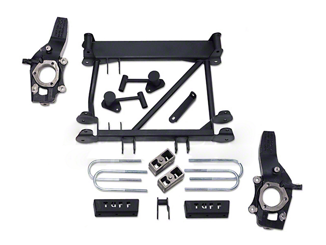 Tuff Country 4.5 in. Lift Kit (97-03 4WD)