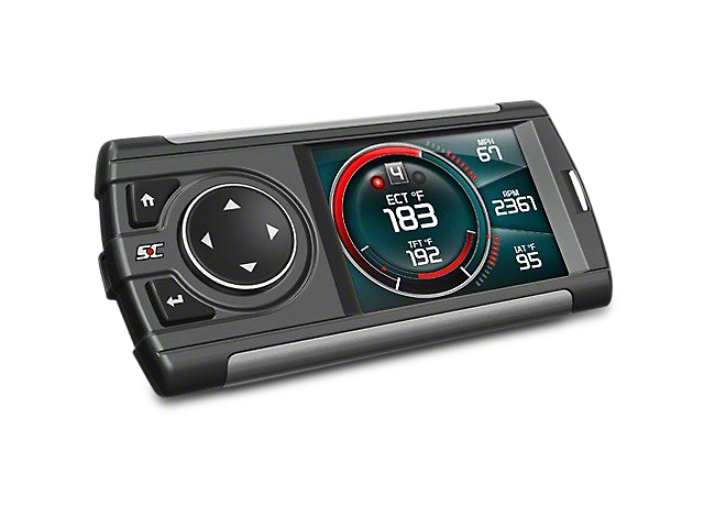 Superchips Dashpaq In-Cabin Controller Tuner (04-08 5.4L F-150)