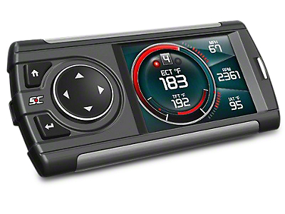 Superchips Dashpaq In-Cabin Controller Tuner (2010 5.4L Raptor)