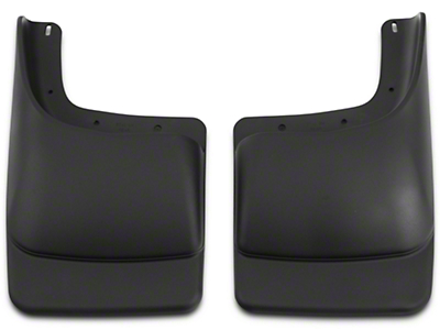 Husky Custom Molded Rear Mud Guards (97-03 Regular Cab, SuperCab w/ OE Fender Flares)