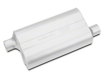 Flowmaster SUV 50 Series Performance Offset Muffler (04-08 All)