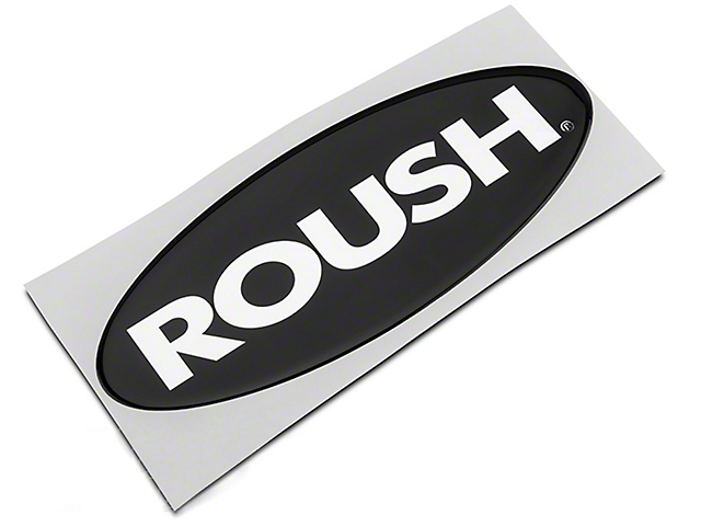 Roush Oval Grille Emblem - Large (04-08 All)