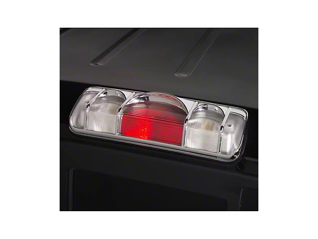 Putco Chrome Third Brake Light Trim (04-08 All)