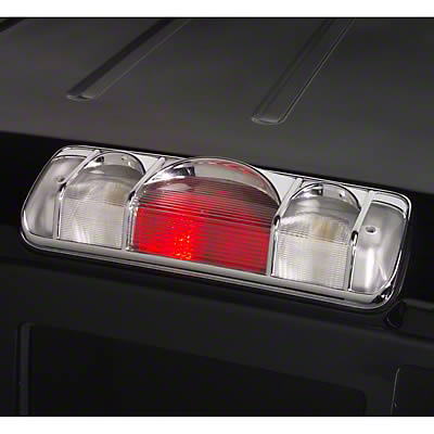 Putco Chrome Third Brake Light Trim (04-08 All)