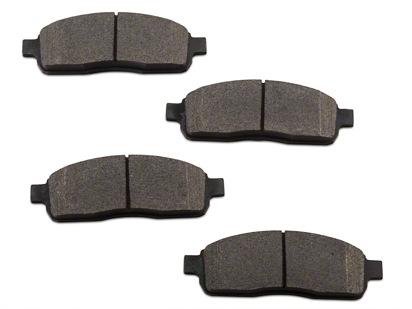 Hawk Performance LTS Brake Pads - Front Pair (04-08 All)
