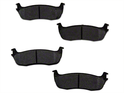 Hawk Performance LTS Brake Pads - Rear Pair (97-03 All)