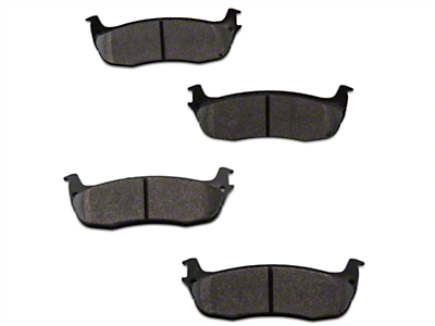 Hawk Performance Ceramic Brake Pads - Rear Pair (97-03 All)