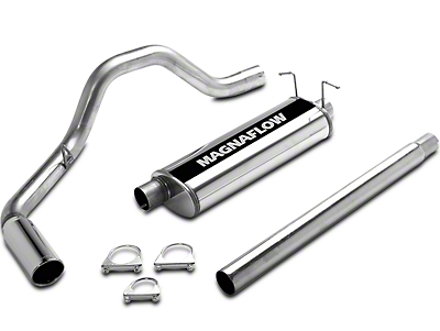 Magnaflow MF Series Single Exhaust System - Side Exit (97-03 4.6L F-150)