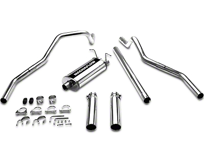 Magnaflow MF Series Cat-Back Exhaust - Split Rear Exit (97-03 5.4L)