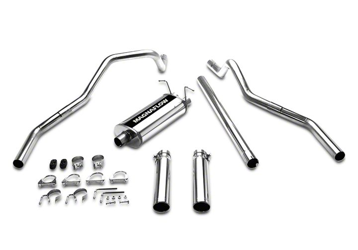 How to Install Magnaflow MF Series Cat-Back Exhaust