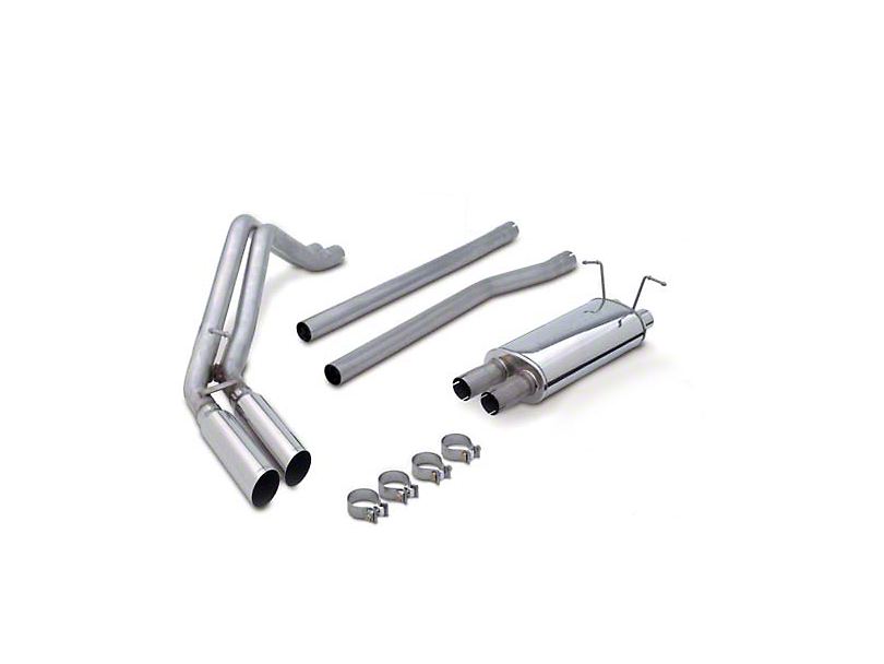 Magnaflow MF Series Stainless Cat-Back Exhaust - Dual Side Exit (02-03 Harley Davidson)