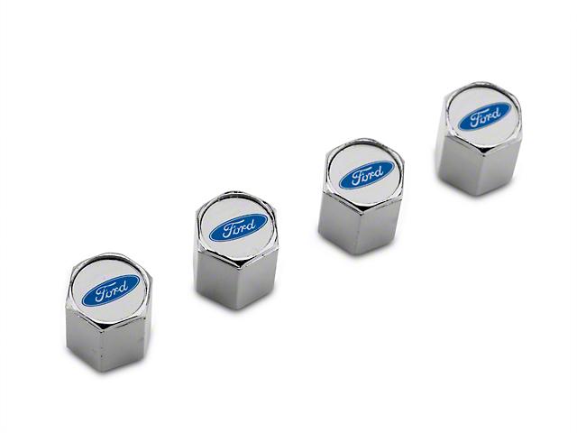 Ford Valve Stem Caps (97-19 F-150)