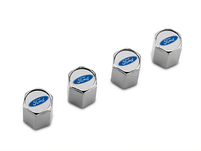 Ford Valve Stem Caps (97-18 F-150)