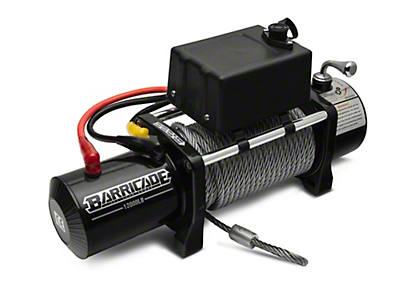 Barricade 12,000 lb. Winch (97-17 All)