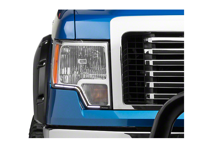 Putco LED Dayliner G3 Kit - Black Trim (09-14 All)