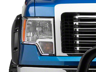 Putco LED Dayliner G3 Kit - Black Trim (09-14 F-150)