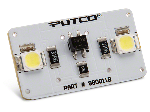 Putco Interior LED Dome Light Kit (08-14 F-150)