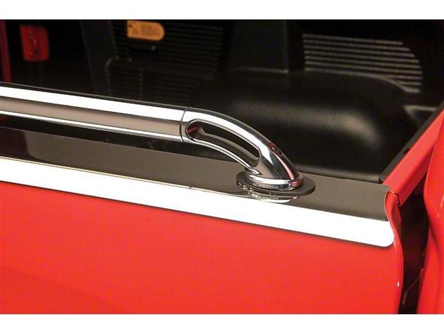 Putco Boss Locker Side Bed Rails (97-03 All)