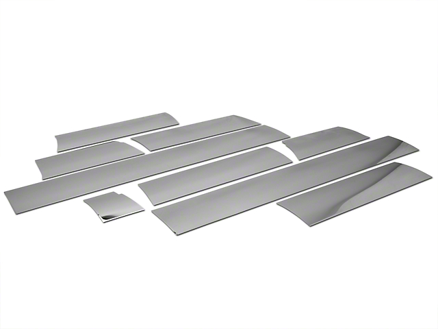 Putco Stainless Steel Rocker Panels (04-08 All)