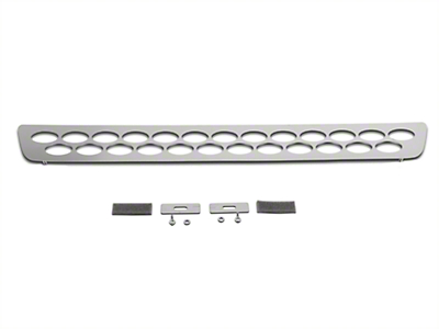 Putco Designer FX Oval Pattern Lower Bumper Grille Insert - Polished (04-05 F-150)