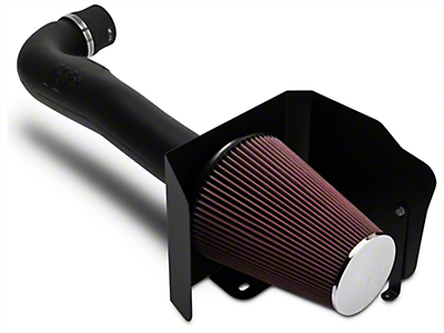 K&N Series 63 Aircharger Cold Air Intake (07-08 4.2L F-150)