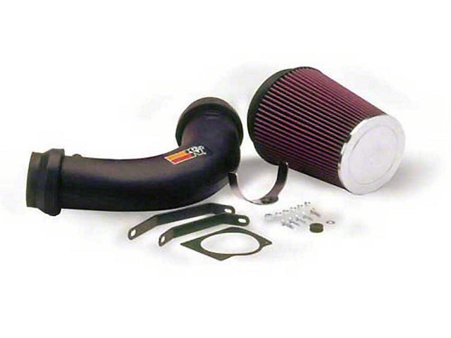K&N Series 57 FIPK Cold Air Intake w/o Heat Shield (97-02 4.6L)