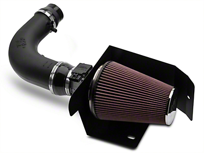 K&N Series 57 FIPK Cold Air Intake w/ Heat Shield (97-03 4.6L)
