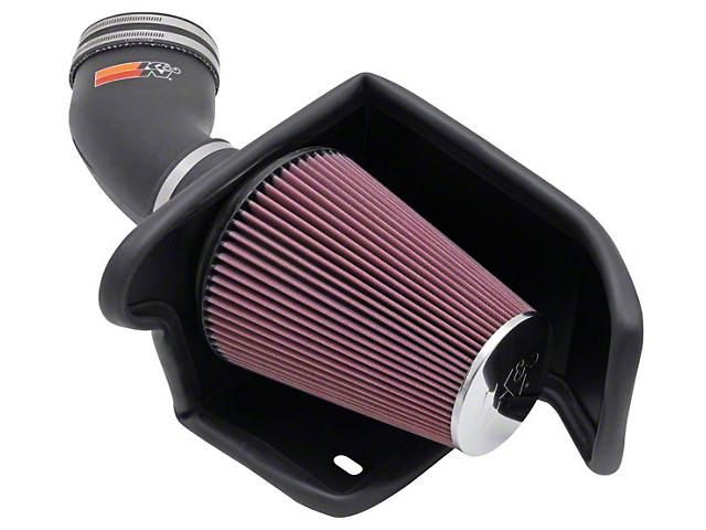 K&N Series 57 FIPK Cold Air Intake (02-03 F-150 Harley Davidson)