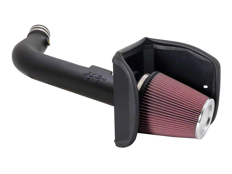 K&N Series 57 FIPK Cold Air Intake (05-08 4.2L F-150)