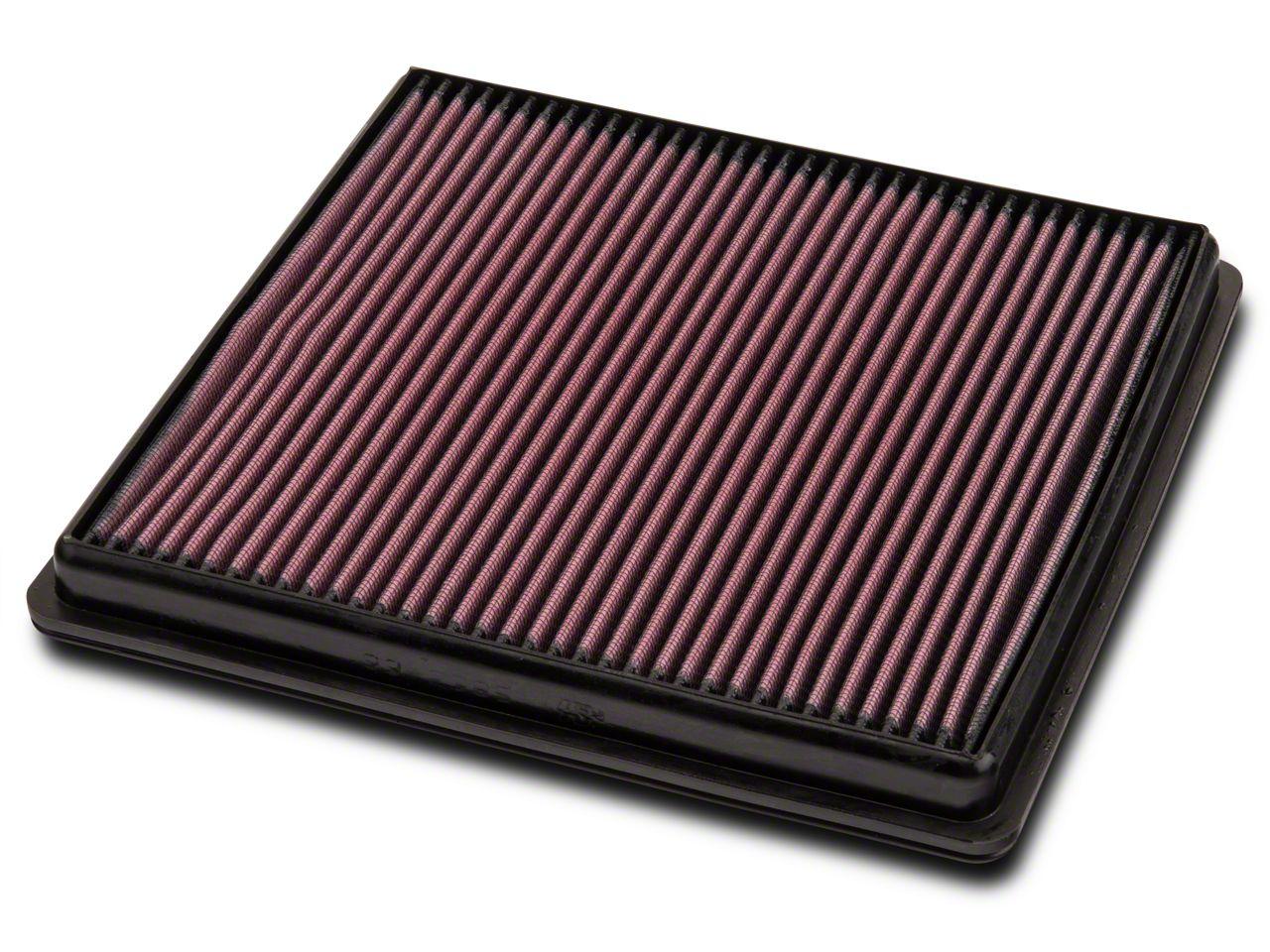 K&N Drop-In Replacement Air Filter (09-19 F-150)