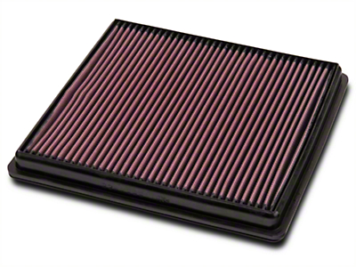 K&N Drop-In Replacement Air Filter (09-19 F-150)