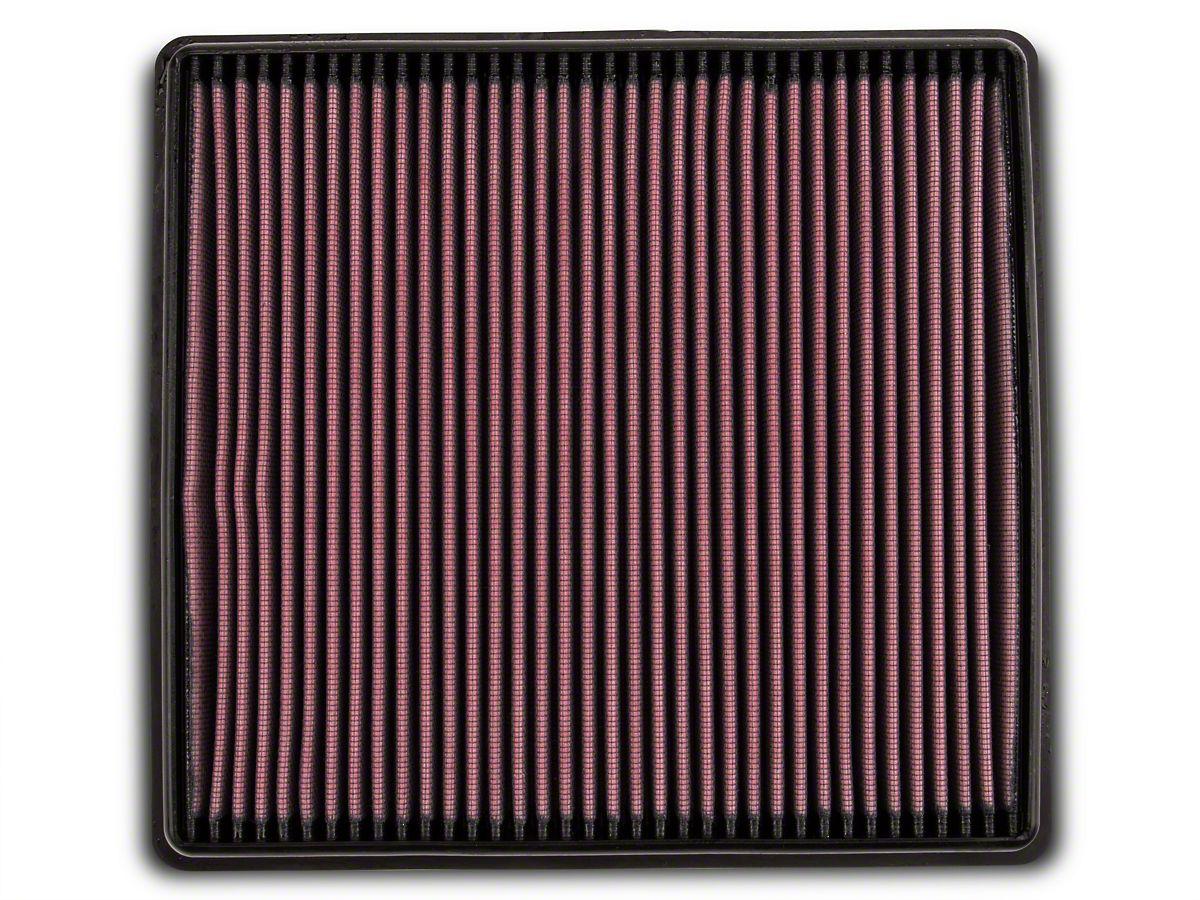 K N Drop In Replacement Air Filter 09 19 F 150