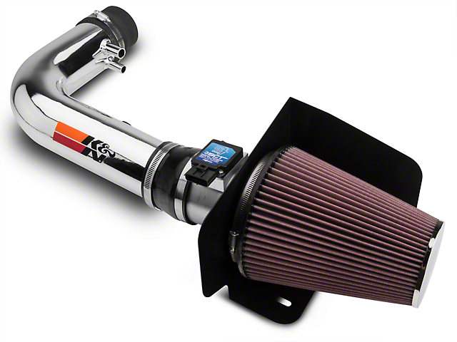 K&N Series 77 High Flow Performance Cold Air Intake (97-03 4.2L F-150)