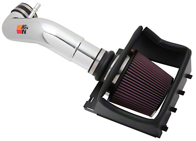 K&N Series 77 High Flow Performance Cold Air Intake (09-10 4.6L 3V F-150)