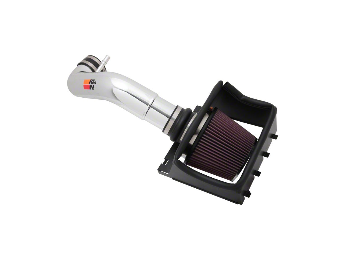 K/&N 57 Series Performance Air Intake System For 09-10 Ford F150 4.6L