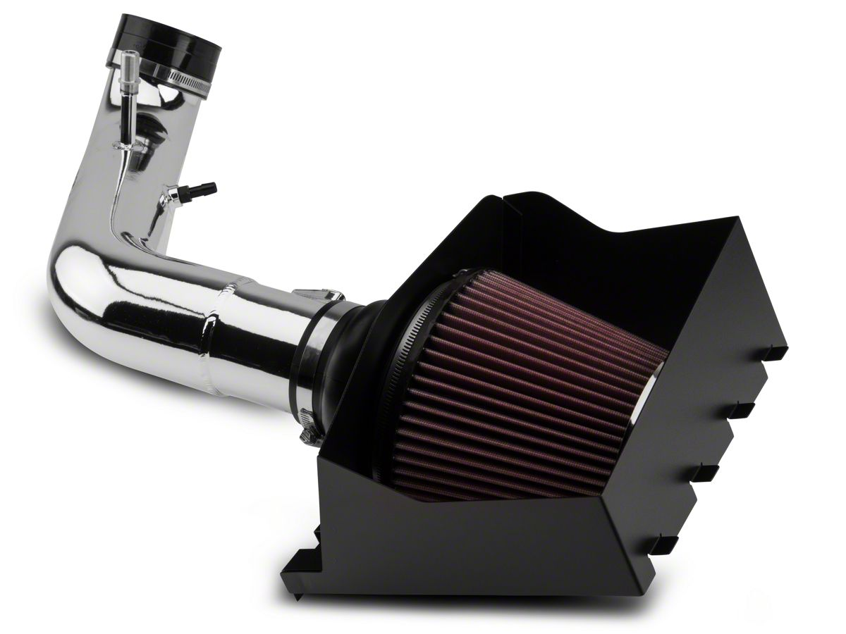 K/&N Cold Air Intake System For 2011-2014 Ford F150 F-150 5.0L #77-2581KP