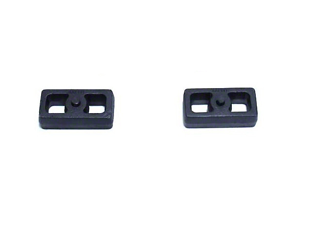 Max Trac 1 in. Cast Lift Blocks (97-03 All)