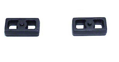 Max Trac 1.5 in. Cast Lift Blocks (97-03 All)