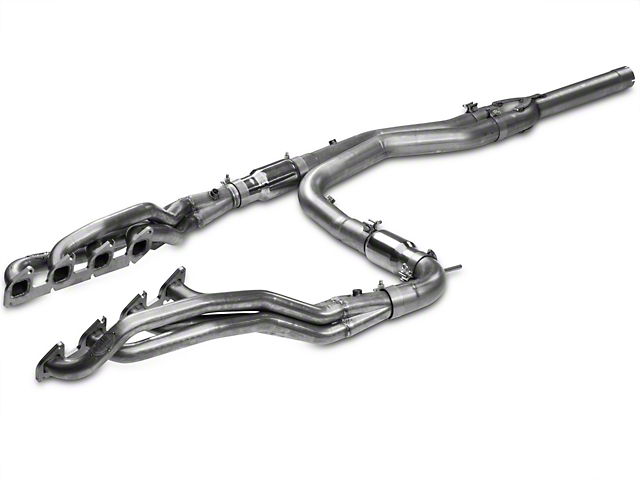 Stainless Works 1-7/8 in. Headers w/ Catted Y-Pipe - Factory Connect (11-14 6.2L Raptor SuperCrew)