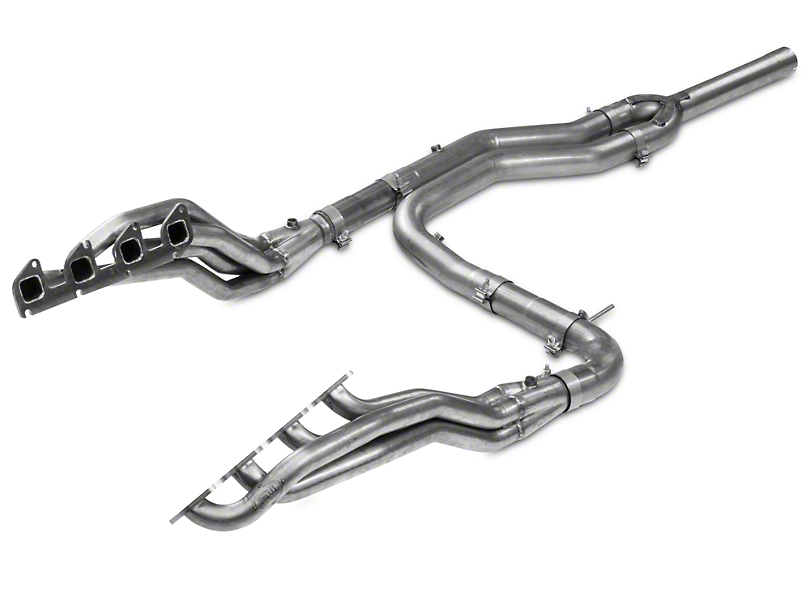 Stainless Works 1-7/8 in. Headers w/ Off-Road Y-Pipe - Factory Connect (11-14 6.2L Raptor SuperCrew)