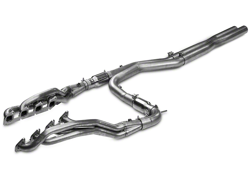 Stainless Works 1-7/8 in. Headers w/ Catted X-Pipe - Performance Connect (11-14 6.2L F-150 Raptor SuperCrew)